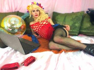 BritneyGolg shows jasmine show