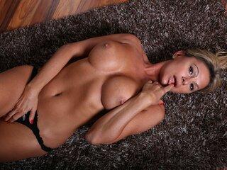 NadinLovex naked show video